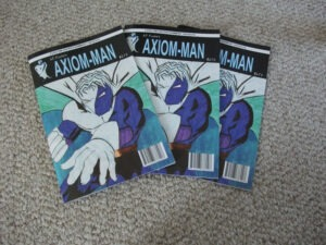 Axiom-man No. 1