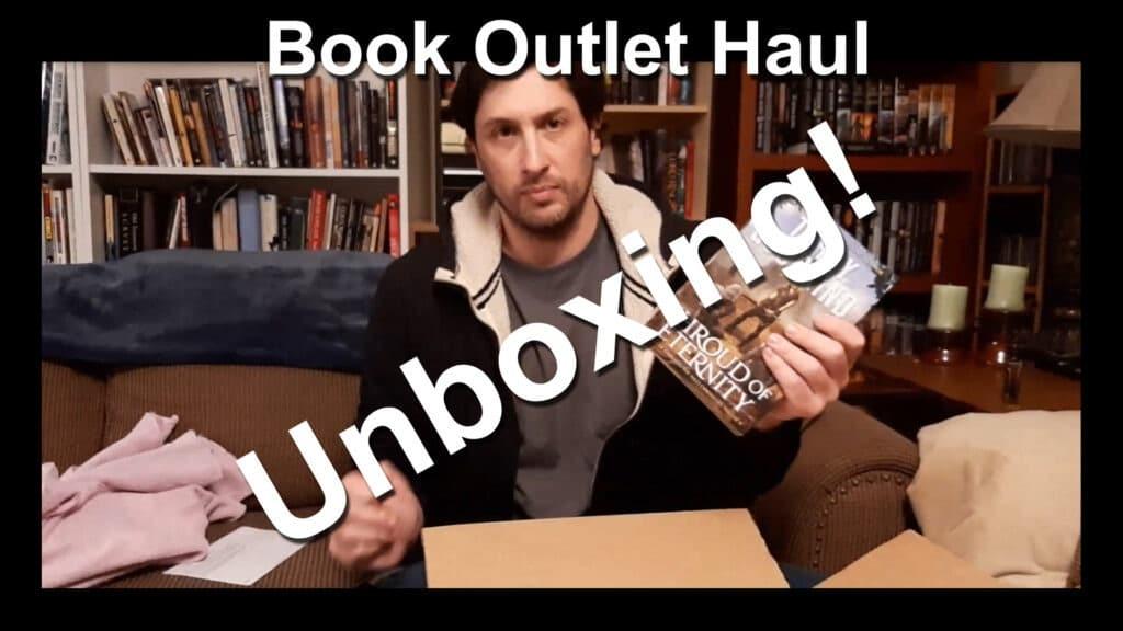 Book Outlet Order Unboxing November 2019