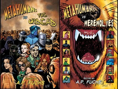 Metahumans vs