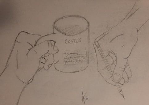 Sketchbook Hands