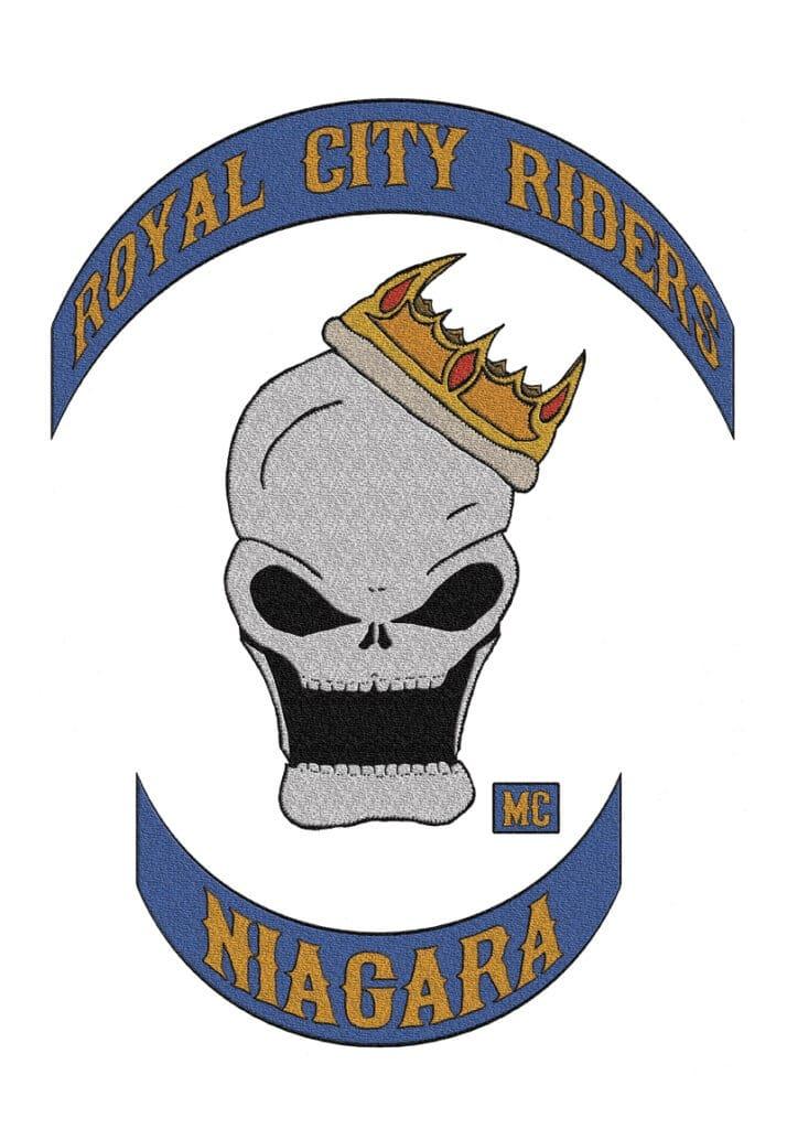 Royal City Riders (Down the Lane by Paul Lafferty)