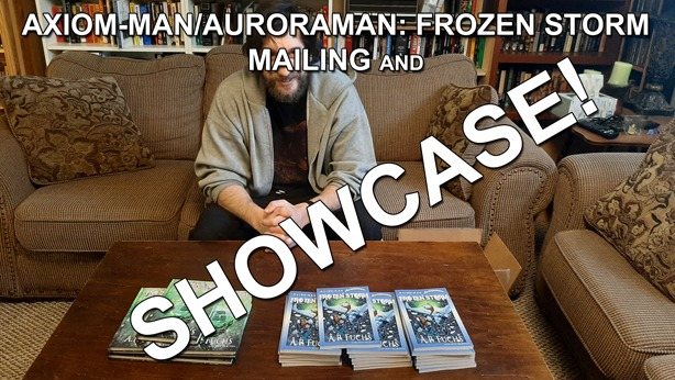 Frozen Storm Mailing and Showcase