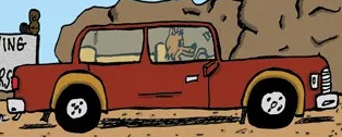 Fredrikus car
