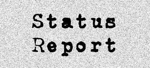 status report 100120