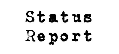 status report 120420