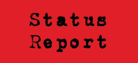 status report 010521