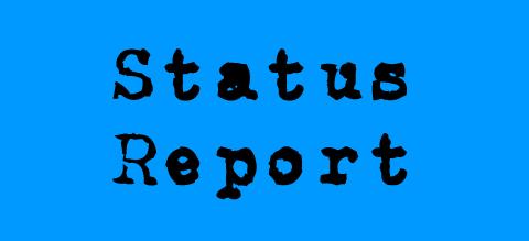 status report 020721