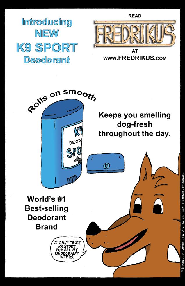 K9 Sport Deodorant