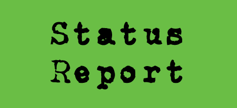 status report 031321